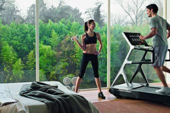 運動は最高の自己投資。自分磨きには、独創的デザインで、高機能な次世代型ランニングマシン!!