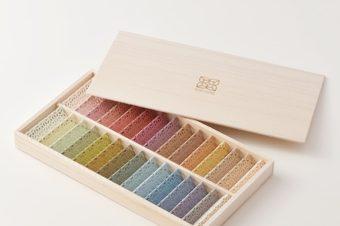 食卓に和の彩りを添えましょう!<cohanaお箸飾り30個セット木箱入り>