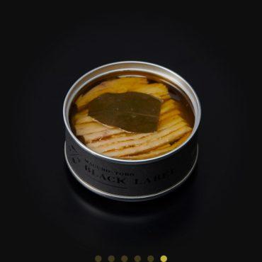 1缶5,000円超える最高級ツナ缶!?「MAGURO TORO BLACK LABEL(マグロトロブラックレーベル)」