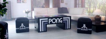 あの『テーブルポン(TABLE PONG)』が復活! 往年の名作ゲームがもたらす新たな体験とは?