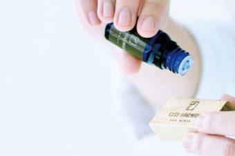 楠の香りで優しく衣類を守り、心もリラックス<Eco Block>