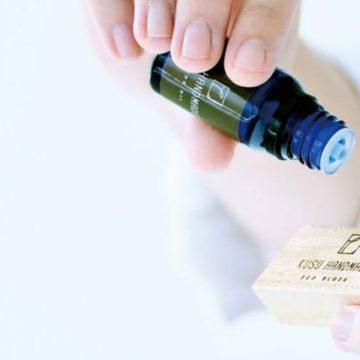楠の香りで優しく衣類を守り、心もリラックス<Eco Block(エコブロック)>