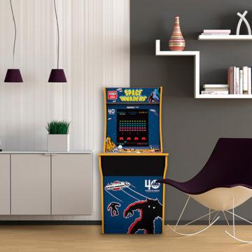 """自宅がゲームセンターに!「ARCADE1UP」が夢見る""""未来""""とは?"""
