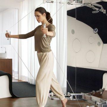筋トレで華麗なる肉体美を目指すために!ホームフィットネスマシン「KinesisPersonal(キネシスパーソナル)」