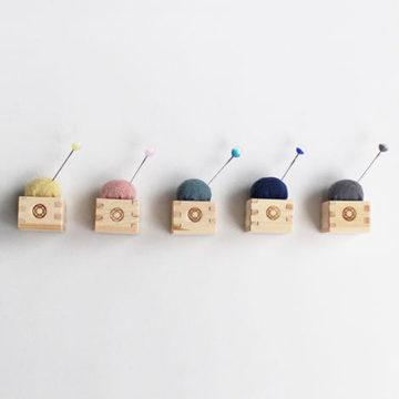 裁縫におすすめ!日本の匠の繊細な技術が生かされた「豆枡の針山」